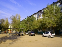 Астрахань, улица Кубанская, дом 31 к.1. многоквартирный дом