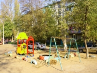 Astrakhan, Kubanskaya st, house 31 к.1. Apartment house
