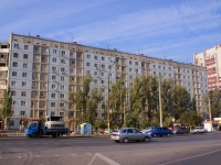 Astrakhan, Kubanskaya st, house 66. Apartment house