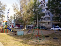 Astrakhan, Kubanskaya st, house 72. Apartment house