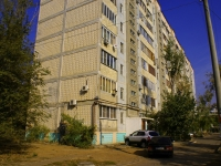 Astrakhan, Lukonin st, house 6. Apartment house