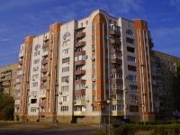 Astrakhan, Lukonin st, house 9 к.2. Apartment house