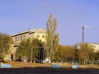 Астрахань, школа №51, улица Адмирала Нахимова, дом 44