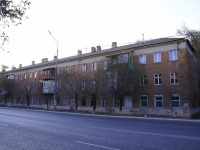 Astrakhan, Admiral Nakhimov st, house 48. Apartment house
