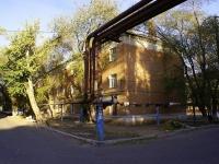 Astrakhan, st Admiral Nakhimov, house 48. Apartment house