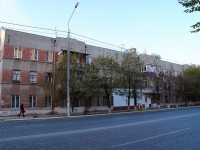 Astrakhan, Admiral Nakhimov st, house 50. Apartment house