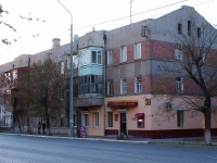 Astrakhan, Admiral Nakhimov st, house 52. Apartment house