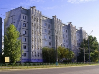 Astrakhan, Admiral Nakhimov st, house 95. Apartment house