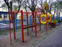 Astrakhan, gymnasium Астраханская лингвистическая гимназия, Admiral Nakhimov st, house 115А