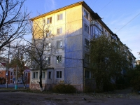 Astrakhan, Admiral Nakhimov st, house 115. Apartment house