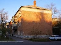 Астрахань, улица Адмирала Нахимова, дом 117. многоквартирный дом
