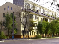 Astrakhan, Admiral Nakhimov st, house 119. Apartment house