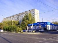Astrakhan, Admiral Nakhimov st, house 125. Apartment house
