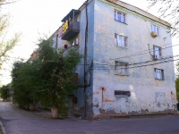 Astrakhan, Admiral Nakhimov st, house 129. Apartment house