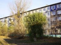 Astrakhan, Admiral Nakhimov st, house 137. Apartment house