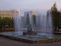阿斯特拉罕, 喷泉 У ДОМА ОФИЦЕРОВAdmiral Nakhimov st, 喷泉 У ДОМА ОФИЦЕРОВ