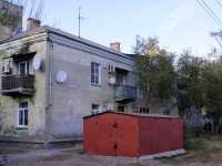 Astrakhan, 1st Liteynaya st, house 6. Apartment house