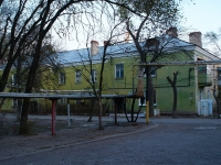 Astrakhan, 1st Liteynaya st, house 8. Apartment house
