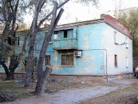 Astrakhan, 1st Liteynaya st, house 10. Apartment house