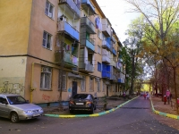 Astrakhan, Aleksandrov st, house 3. Apartment house