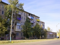 Astrakhan, Bezzhonov st, house 76. Apartment house