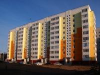 Астрахань, улица Безжонова, дом 82 к.2. многоквартирный дом