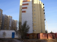 Astrakhan, Bezzhonov st, house 82. Apartment house