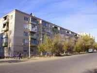Астрахань, улица Безжонова, дом 84. многоквартирный дом