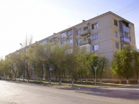 Astrakhan, Bezzhonov st, house 84. Apartment house