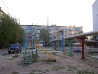 Astrakhan, Bezzhonov st, house 90. Apartment house