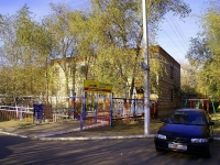 Astrakhan, Polzunov st, house 1А. office building