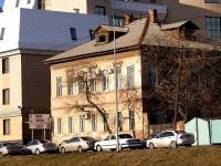 Астрахань, улица Набережная 1 мая, дом 3. многоквартирный дом
