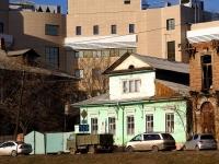 Astrakhan, Naberezhnaya pervogo maya st, house 5. Apartment house