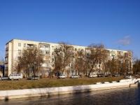 Астрахань, улица Набережная 1 мая, дом 9. многоквартирный дом