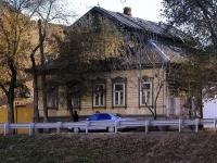 Astrakhan, Naberezhnaya pervogo maya st, house 10. Apartment house