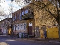 Astrakhan, Naberezhnaya pervogo maya st, house 12. Apartment house