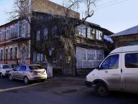 Astrakhan, Naberezhnaya pervogo maya st, house 16. Apartment house