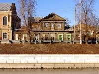 Астрахань, улица Набережная 1 мая, дом 17. многоквартирный дом