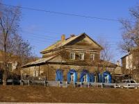 Астрахань, улица Набережная 1 мая, дом 19. многоквартирный дом