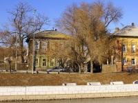 Астрахань, улица Набережная 1 мая, дом 21. многоквартирный дом