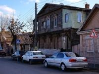 Astrakhan, Naberezhnaya pervogo maya st, house 22. Apartment house