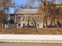 Astrakhan, Naberezhnaya pervogo maya st, house 35. Apartment house