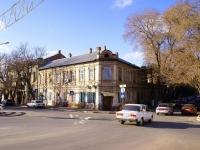 Astrakhan, Naberezhnaya pervogo maya st, house 39. Apartment house