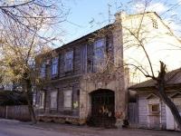 Astrakhan, Naberezhnaya pervogo maya st, house 40. Apartment house