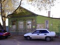 Astrakhan, Naberezhnaya pervogo maya st, house 46. Private house
