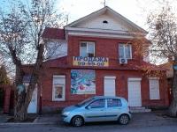 Astrakhan, Naberezhnaya pervogo maya st, house 52. store