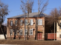 Astrakhan, Naberezhnaya pervogo maya st, house 61. Apartment house