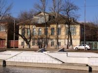 """阿斯特拉罕, 幼儿园 №3 """"Веснушка"""", Naberezhnaya pervogo maya st, 房屋 63"""