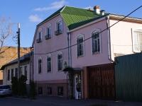 Astrakhan, Naberezhnaya pervogo maya st, house 64. office building