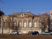 Astrakhan, Naberezhnaya pervogo maya st, house 67. Apartment house